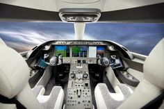 Luxury Private Jets Interior | Luxury Private Jet: Bombardier Learjet 85 - charter a jet | The Luxury ...