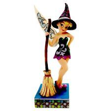 Jim Shore Disney Traditions Tinkerbell Halloween