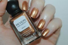Revlon Parfumerie Nail Polish Sweet & Spice Collection Swatches - Really Ree Revlon Nail Polish, Gold Nail Polish, Sweet Spice, Chocolate Truffles, Nail Colors, My Nails, Swatch, Makeup Hacks, Beauty