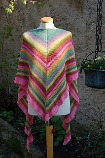 Vom Winde verweht... pattern by Catrin von Wallenberg