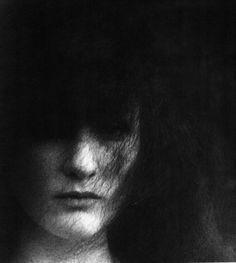 Deborah Turbeville -L'Heure Entre Chien et Loup, Model Isabelle Weingartenclothing by Blumarine, Montova, Italy, Vogue Italia, 1977