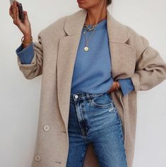 Mode Outfits, Casual Outfits, Fashion Outfits, Womens Fashion, Style Fashion, Fall Winter Outfits, Autumn Winter Fashion, Winter Style, Pantalon Slouchy