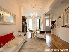 New York 5 Bedroom - Triplex apartment - living room (NY-15804) photo 1 of 6
