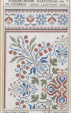 Frederich Fischbach was a noted 19th-century designer