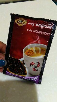 Cafe Mondulkiri from Cambodia. Thanks Sol! 11-6-16