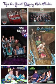 Tips for Getting Great Disney Ride Photos CapturingMagic