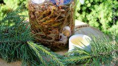 Syrop z pędów sosny | Fascynacje Ani