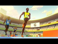 This is the story of the fastest man in the world, who almost never was. Introducing The Boy Who Learned to Fly, an animated film based on the life of Usai...