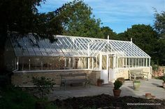 1000+ images about Greenhouse Dreams ... on Pinterest | Greenhouses, Green houses and Mini ...