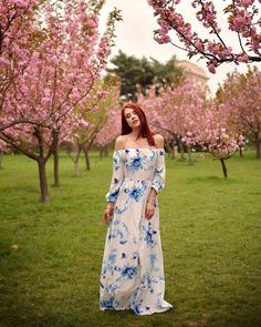 """Princess Sakura"" by Anaivilo B (lookbook.nu/anaivilo) from #Romania! More details: lookbook.nu/anaivilo  #chic #romantic #sakura #feminine #maxidress #lookbook #ootd #stylecommunity #fashionblog by lookbook"