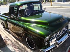 56 Chevy Step Side <3