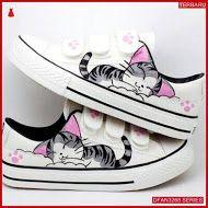 Dfan3268s40 Sepatu Dw 08 Poxing Wanita Kucing Tidur With Images