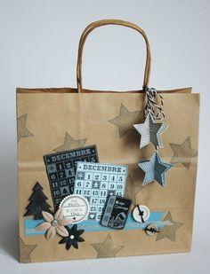 idea for decoration bag
