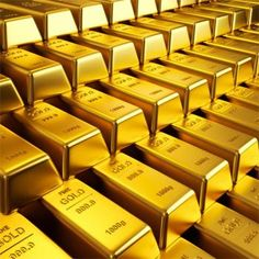 Gold prices edged higher on Tuesday as investors resorted to bargain-hunting after the precious metal fell to over one-month lows weighed down Gold Money, My Money, Money Bags, Earn Money, Gold Bullion Bars, I Love Gold, Gold Reserve, Gold Rate, Gold Coins