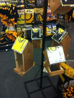 Southern Miss Bird Feeders at Campus Bookmart
