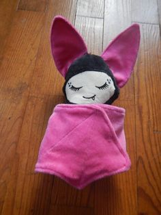 Minuit Dormeuse de Loreleï Plush, Fabric Combinations, Fingerless Gloves, Sewing