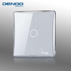 DENOO-Luxury-LED-Light-Wall-Switch-Touch-Switch-Panel-1-2-3-Gang-1-way-UK-Type