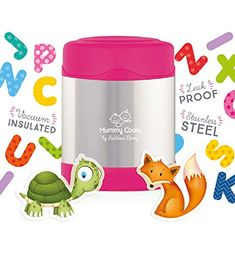 Mummy Cooks - Insulated Children's Food Flask 300ml (Pink... https://www.amazon.co.uk/dp/B01MYBMK5J/ref=cm_sw_r_pi_dp_x_tcrlzbV8XDDHV