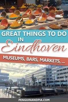 Wondering what there is to do in Eindhoven, a city in the southern part of the Netherlands? In this guide, we give you an overview of some of the top attractions that you shouldn't miss when visiting the city! #eindhoven #netherlands #europetravel