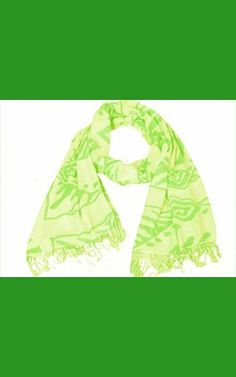 Give green. Lyla Scarf in by NEPALI in Tender Shoot is hand made and hand dyed in Nepal from natural materials and eco-friendly, azo-free dyes. 100% Bamboo. Other styles available! 22.40 out of $112.00 goes directly to the cause of your choice when you buy this from giftsthatgive.com