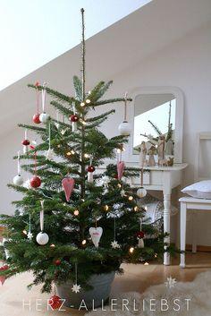 Weihnachten ist nah by herz-allerliebst, via Flickr