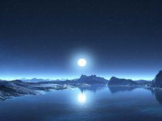 LO MEJOR EN FOTOGRAFIAS: Paisajes Nocturnos