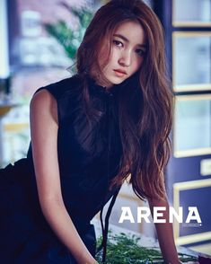 Sowon ♥ Real Name : Kim So Jung ♥ Birthday : December ♥ Birthplace : Seoul, South Korea ♥ Height : 173 cm ♥ Occupation : Singer (member of GFriend), Model. Kpop Girl Groups, Korean Girl Groups, Kpop Girls, K Pop, Seoul, Asian Woman, Asian Girl, Asian Ladies, Gfriend Sowon