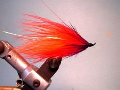 Fly tying - Popsicle