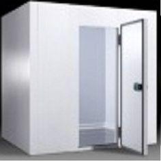 Cella Frigorifera temperatura positiva NUOVA  Cella frigorifera compozisione a pannelli Trasporto gratuito -Pannelli di parete spessore 70 mm con rivestimento interno ed esterno in lamiera zinco-preverniciata