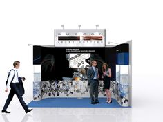 Great exhibition stand designs  – Quadrant2Design.Com