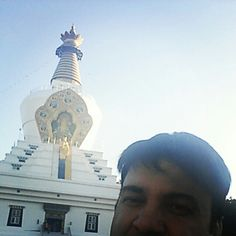 At the MindRolling #Monastery  #MOKKSHA #Dehradun #Buddha #Buddhist