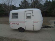 1982 Scamp Travel Trailer 13' $1900