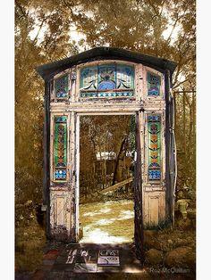 Garden Entrance, Garden Gates, Entrance Ideas, Wooden Pergola, Diy Pergola, Cheap Pergola, Wedding Pergola, Garden Wedding, Wooden Greenhouses