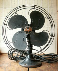 I'm looking for the perfect Vintage Fan. They have some appeal that I just love.