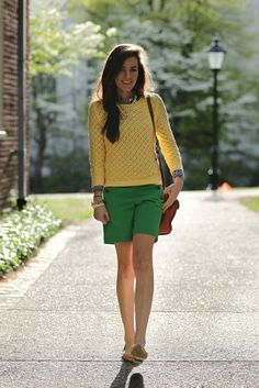 World cup | Green  yellow outfit