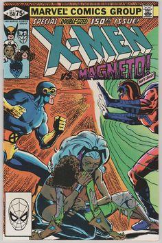 Uncanny XMen V1 150.  NM.  October 1981.  by RubbersuitStudios #comicbooks #xmen