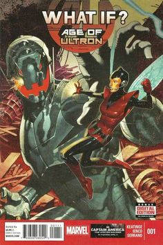 What If? Age of Ultron # comic book complete sets What If? Age of Ultron # comic books