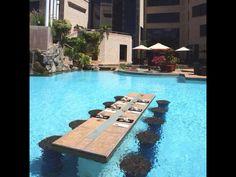 Häuser Mit Pool, Urlaub, Ferienanlagen, Schwimmbecken, Wasser, Haus Und  Wohnen, Brunnen, Garten Pool, Innen Außen