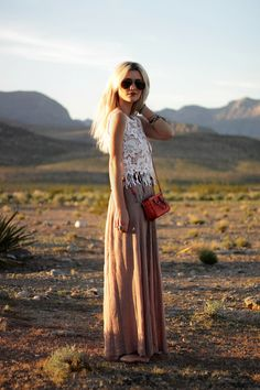 COACHELLA VIBES: coachella, style, outfit, music, festival, vibes, ootd, bohemian, lindsey simon, the nomis niche, spring, summer, 2017, coach, bag, crochet, maxi, skirt, fashion, blogger, style, how, to, wear,