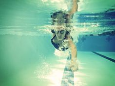 Begin a new hobby - swimming!