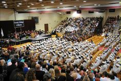County College of Morris Spring 2014 Commencement