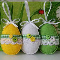 Felt Easter decorations, Felt Easter eggs, Easter decor, Felt Easter ornaments / set of 12 decorated eggs / PRE ORDER Easter Egg Crafts, Easter Projects, Bunny Crafts, Felt Crafts, Easter Decor, Easter Eggs, Spring Crafts, Holiday Crafts, Felt Decorations