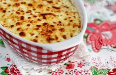 PANELATERAPIA - Blog de Culinária, Gastronomia e Receitas: Gratinado de Frango com Molho de Ricota