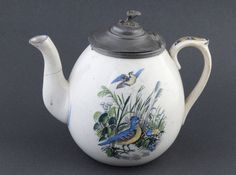 DigitaltMuseum - Kanne Tea Pots, Tableware, Dinnerware, Dishes, Place Settings, Tea Pot, Tea Kettles