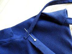Spaghetti Strap Dress - Free Sewing Pattern & Tutorial - Sew Guide Dress Sewing Patterns, Sewing Patterns Free, Sewing Tutorials, Tank Top Tutorial, Love Sewing, Spaghetti Strap Dresses, Diy, Tops, Fashion