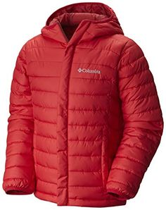 Columbia Little Girls' Powder Lite Puffer, Mountain Red - http://our-shopping-store.com/apparel-and-accessories.asp