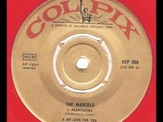 The Marcels  -  My Melancholy Baby  (stereo)