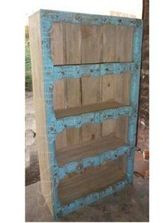 jodhpurtrends.com Vintage indian  Bookcase - Jodhpur Trends
