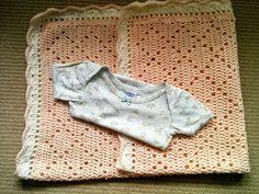 corinevandongen: Vintage Baby Deken ~ Roze ~ Baby Items, Crochet Stitches, Lace Shorts, Crafts, Handmade, Vintage, Blankets, Kids, Fashion