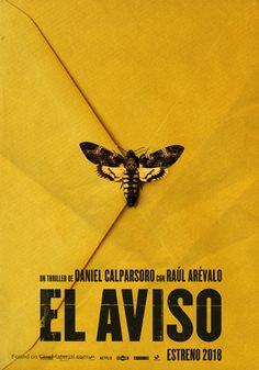 El aviso - Spanish Movie Poster